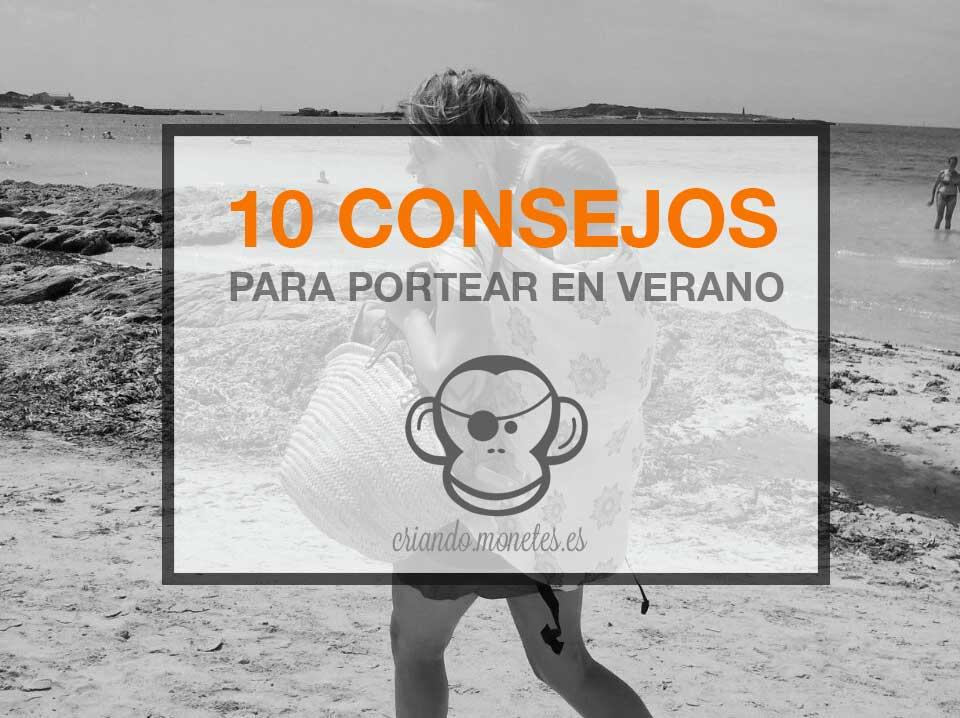 10ConsejosPortearVerano