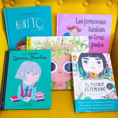 Literatura infantil (V): cuentos feministas