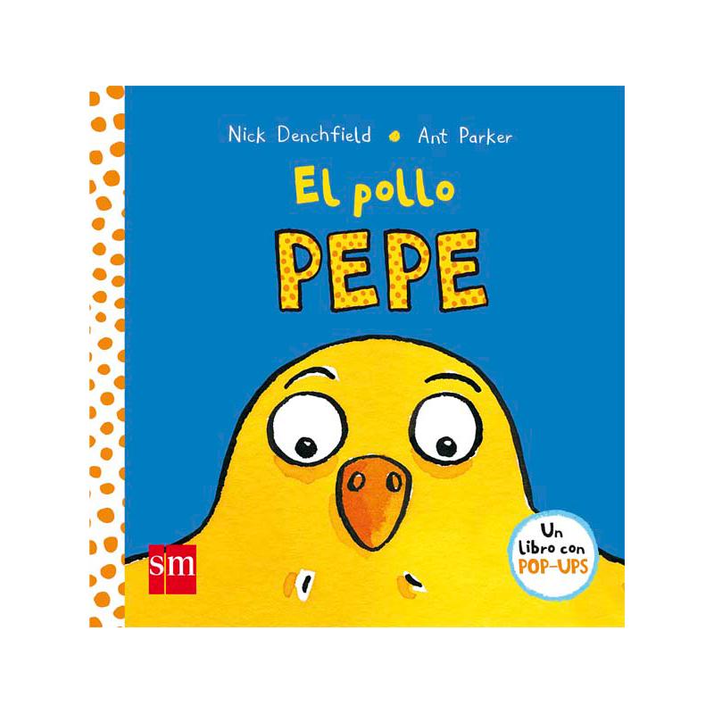 Literatura infantil - El Pollo Pepe